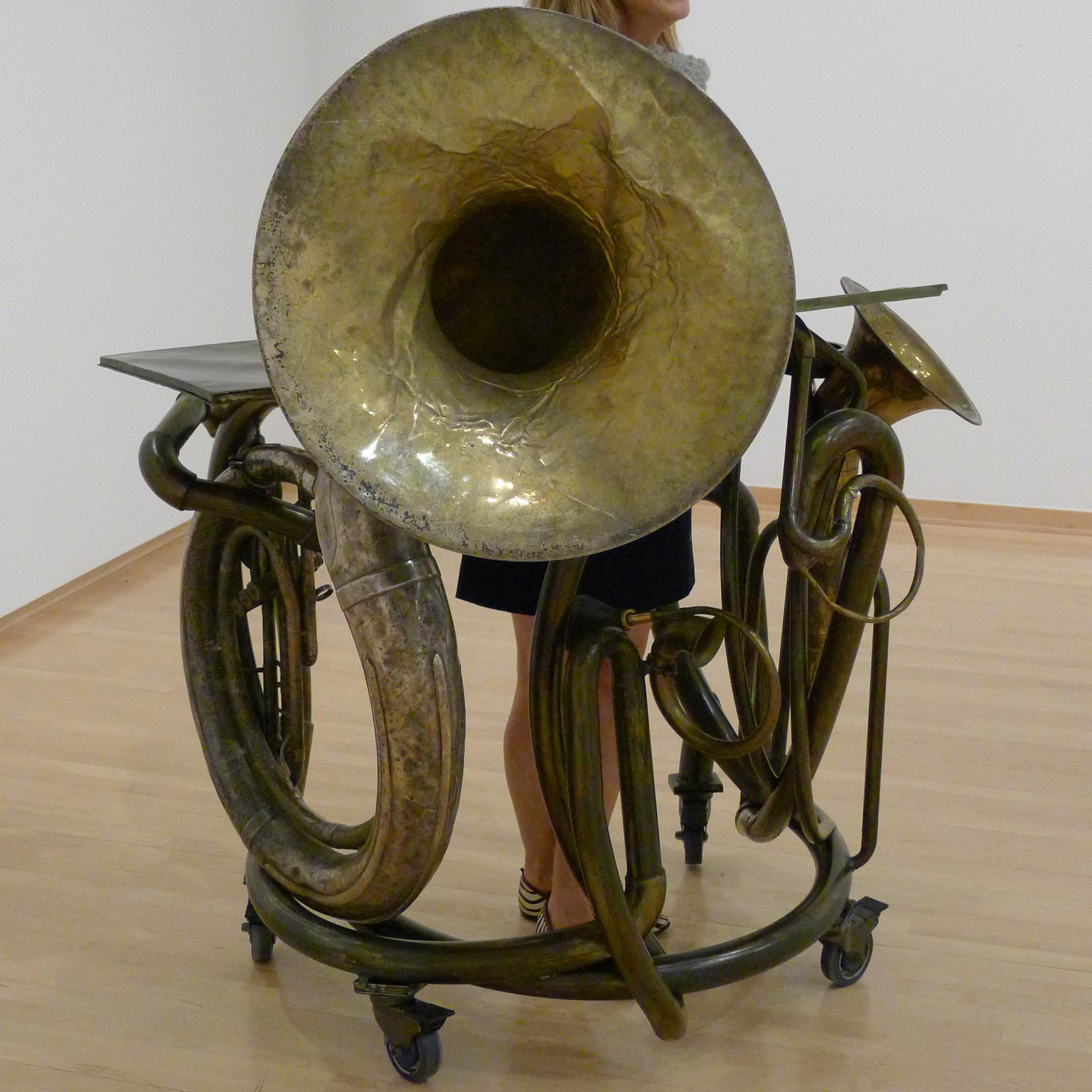 Sousaphone Podium