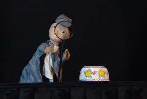 Wonderspark Puppets - Based out of New York City, WonderSpark performs puppet shows at birthday parties, libraries, schools, theaters, Jewish holidays, celebrations, and more. The best part is – we'll perform right in your living room or venue of your choice.wondersparkpuppets.com