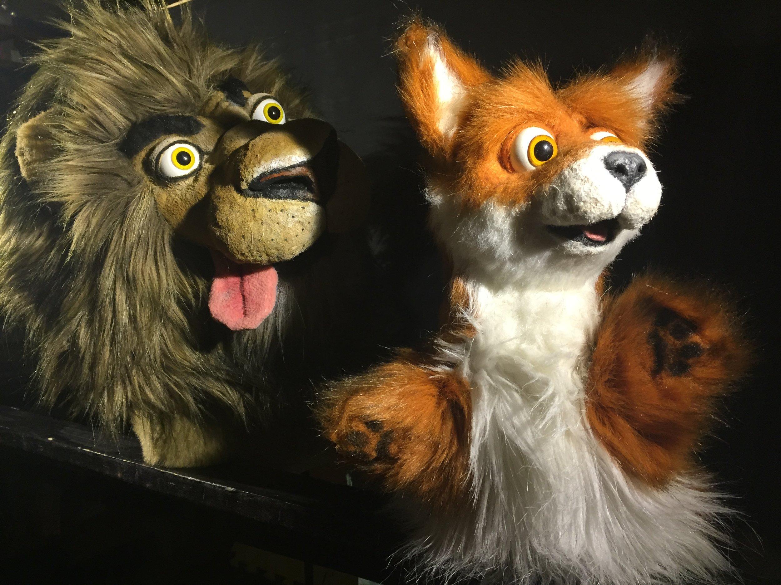 Sarah Nolen /Puppets The Fairy Tailors