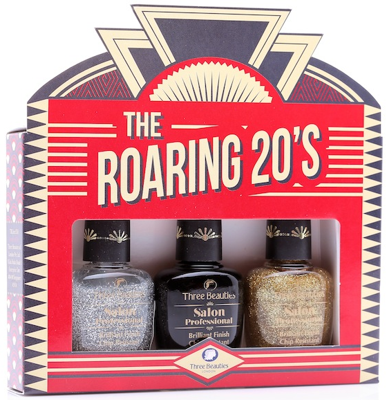 Three Beauties - The Roaring 20's, 2014