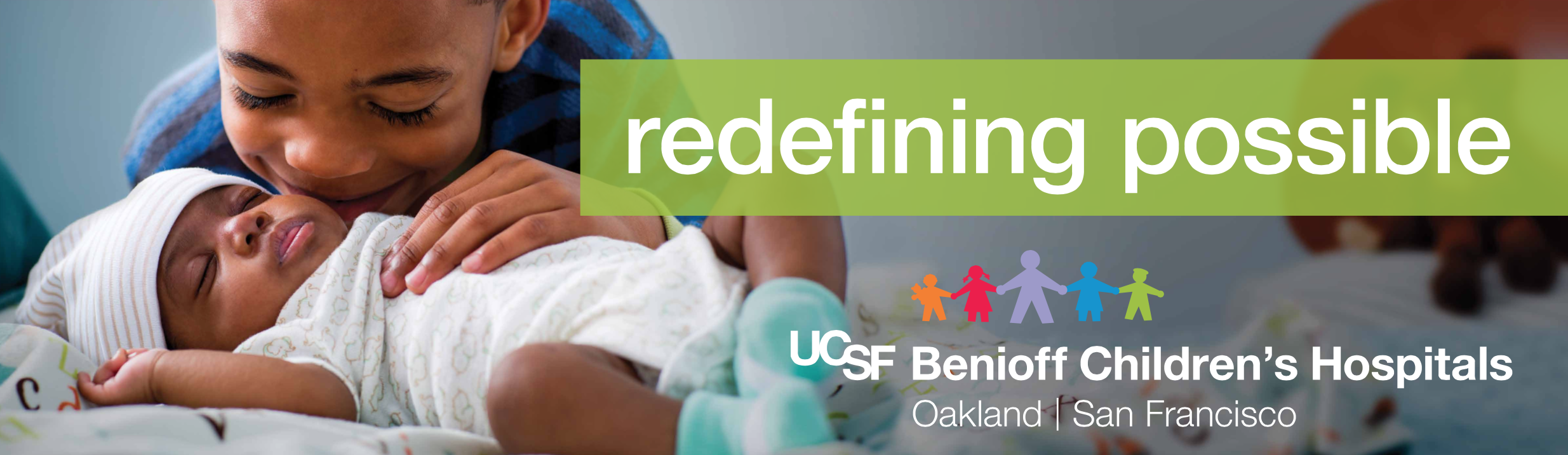 Photographer: Eva Kolenko for UCSF Benioff Children's Hospital