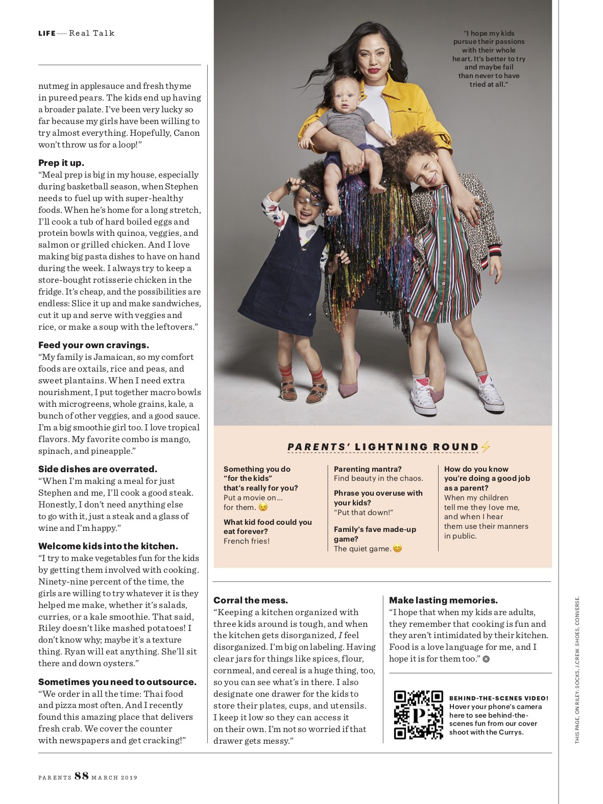 Editorial Every Child Needs Nourishment >> Editorial Jenn Bonnett Fashion Wardrobe Stylist