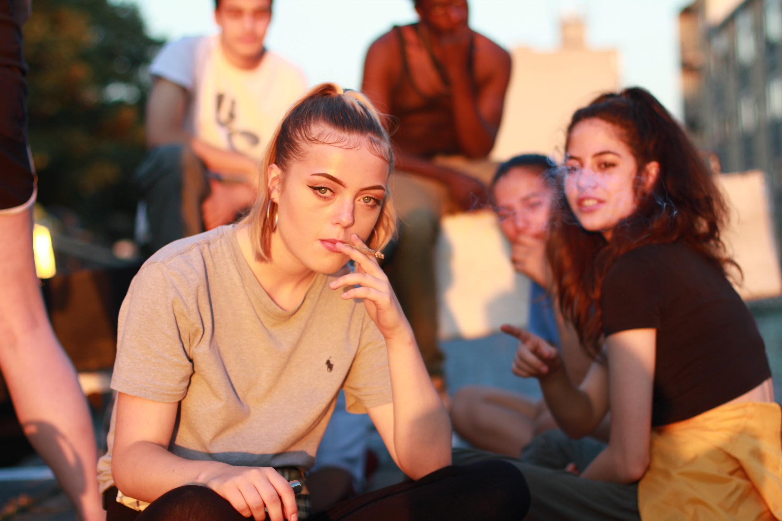 Sunset Squad. September 2016