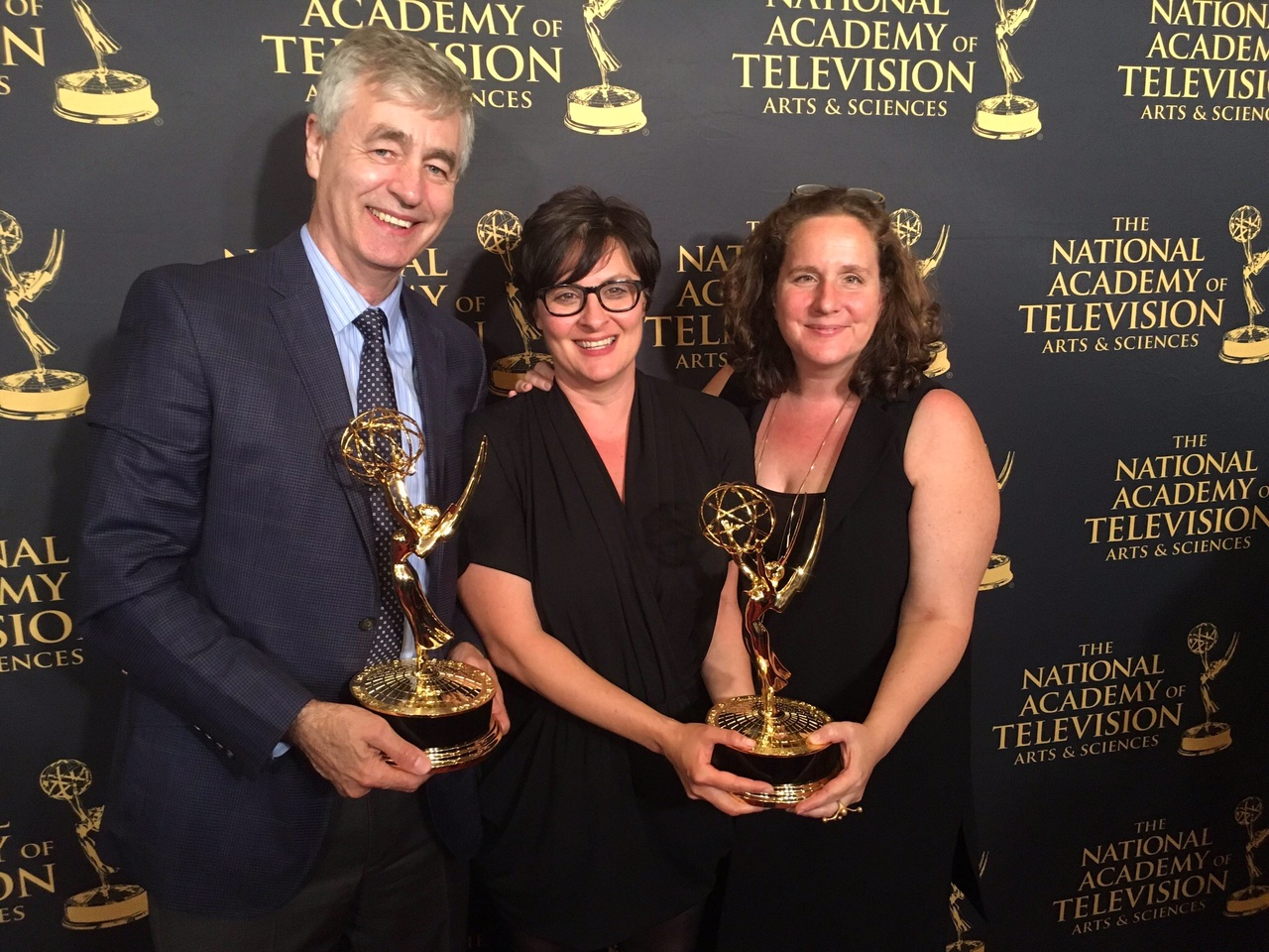 KARTEMQUIN FILM'S TWO EMMYs OF THE NIGHT!