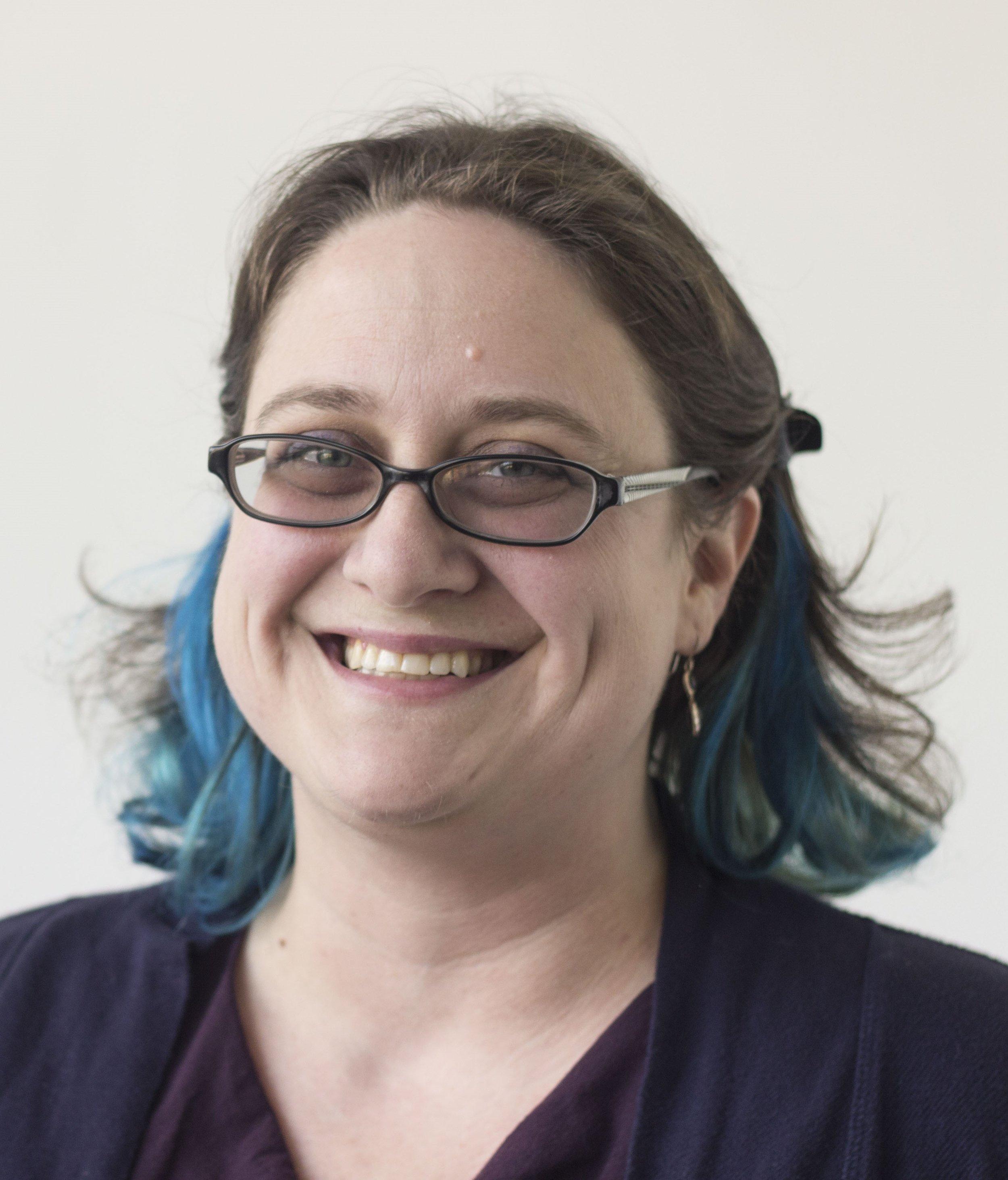 Naomi Strand, Staff Attorney