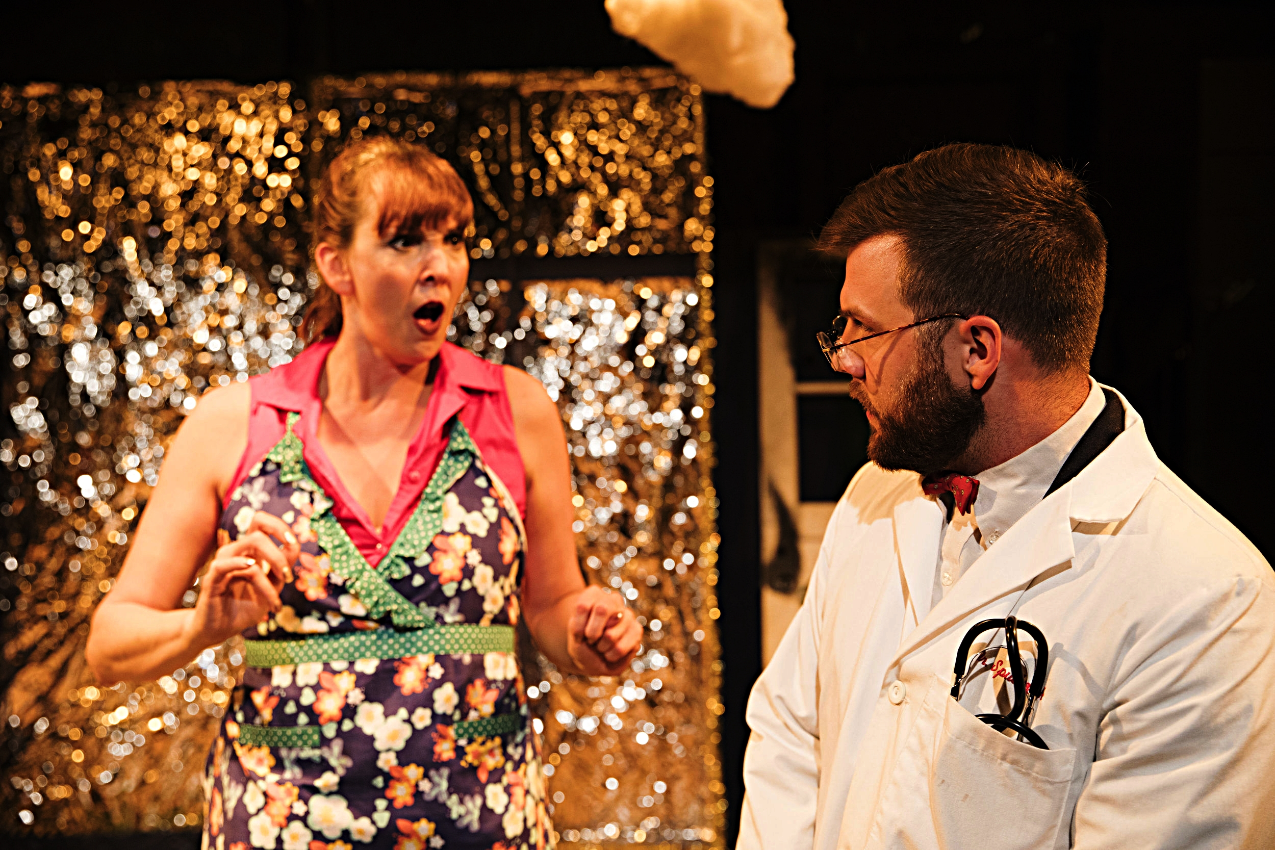 Director  Sad Happy Sucker  Trap Door Theatre  Photo: Chris Popio