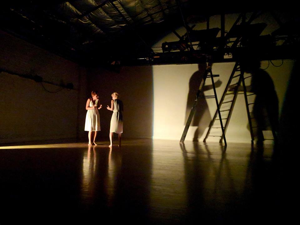 Director/Choreographer  The Capillaries  Links Hall