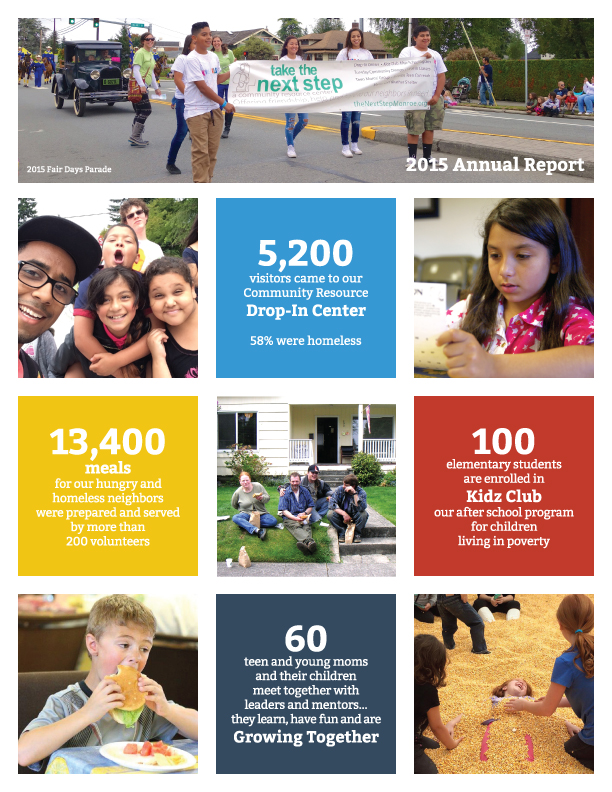 Click to download our 2015 Annual Report