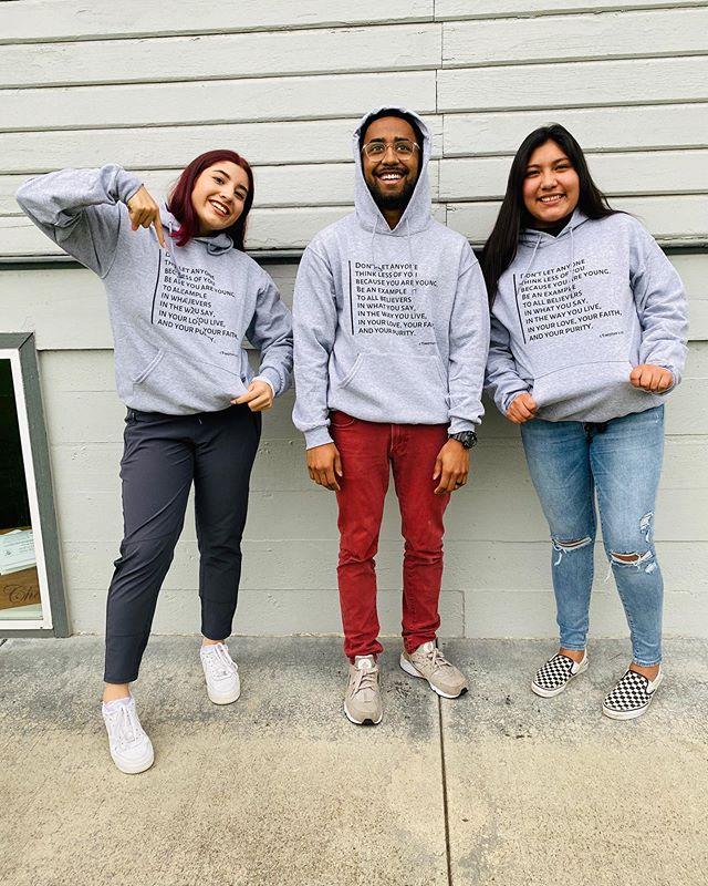 SL Sweatshirts have arrived!