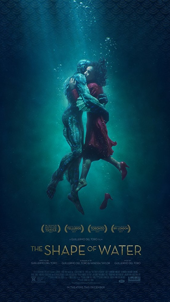 The Shape of Water - Legacy Effects Crew