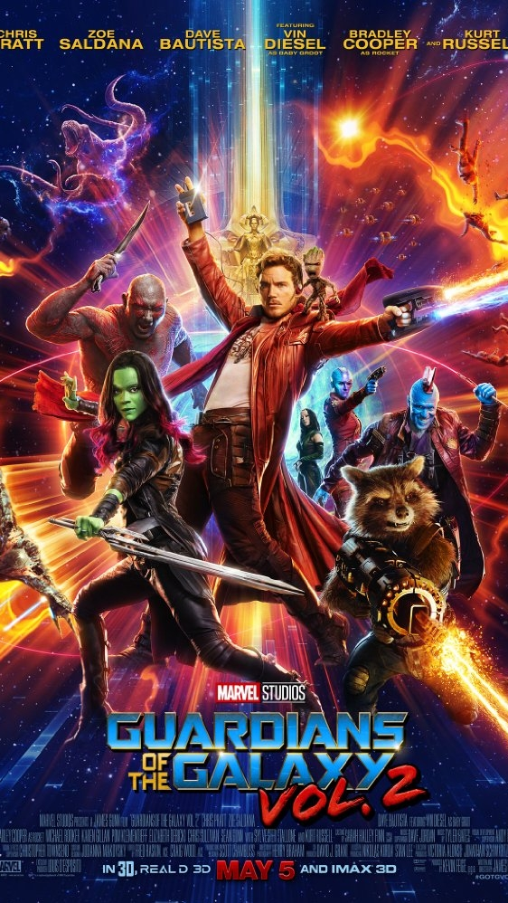 Guardians of the Galaxy Vol. 2 - Legacy Effects Crew