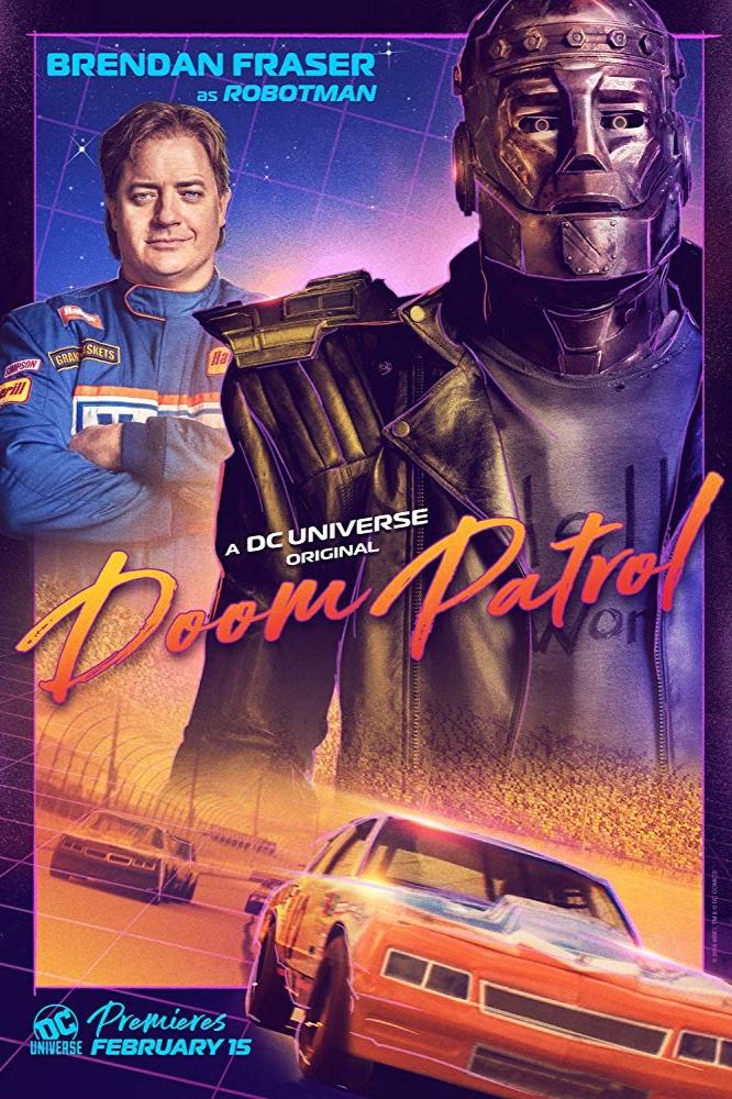 Doom Patrol - Creative Character Engineering:Special Effects Costume Coordinator