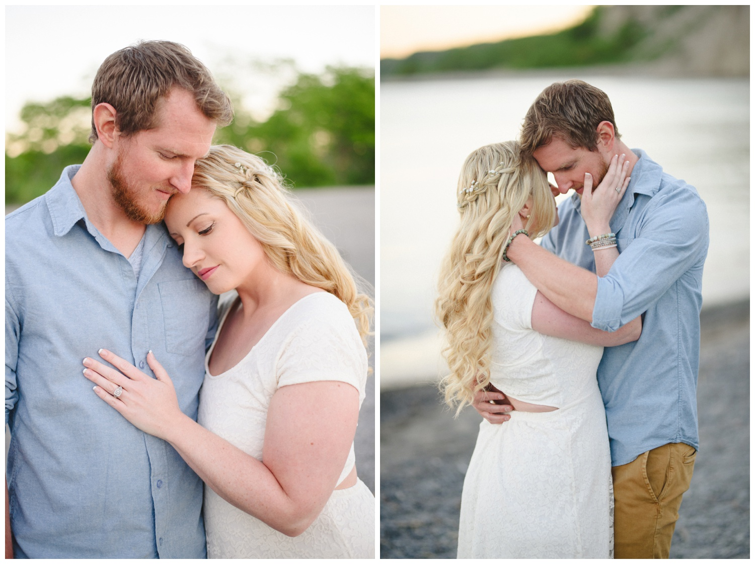 Arynn Photography Toronto Wedding Photographer Scarborough Bluffs Engagement