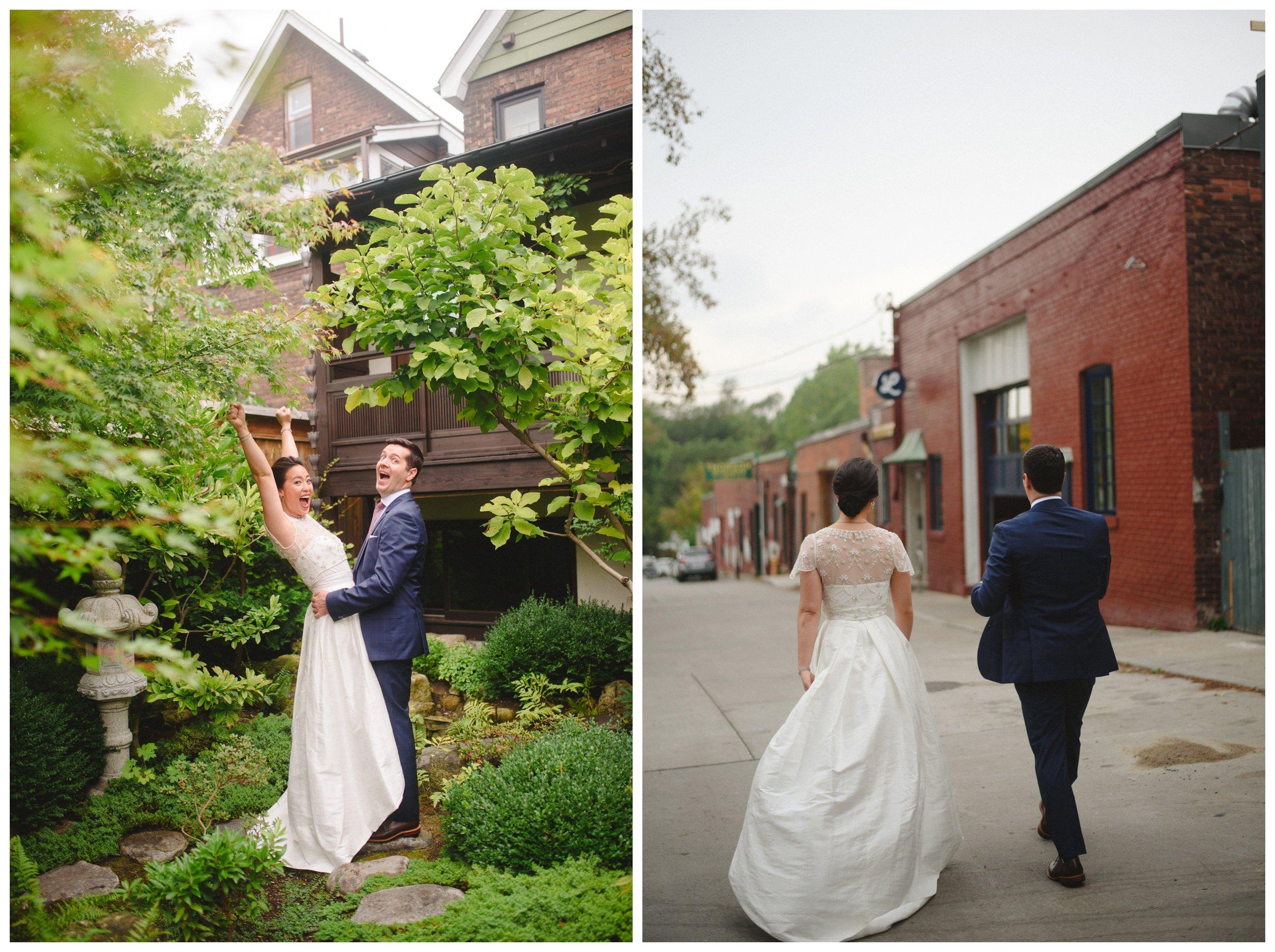 Arynn Photography, Toronto Wedding Photographer, Le Select Bistro Wedding