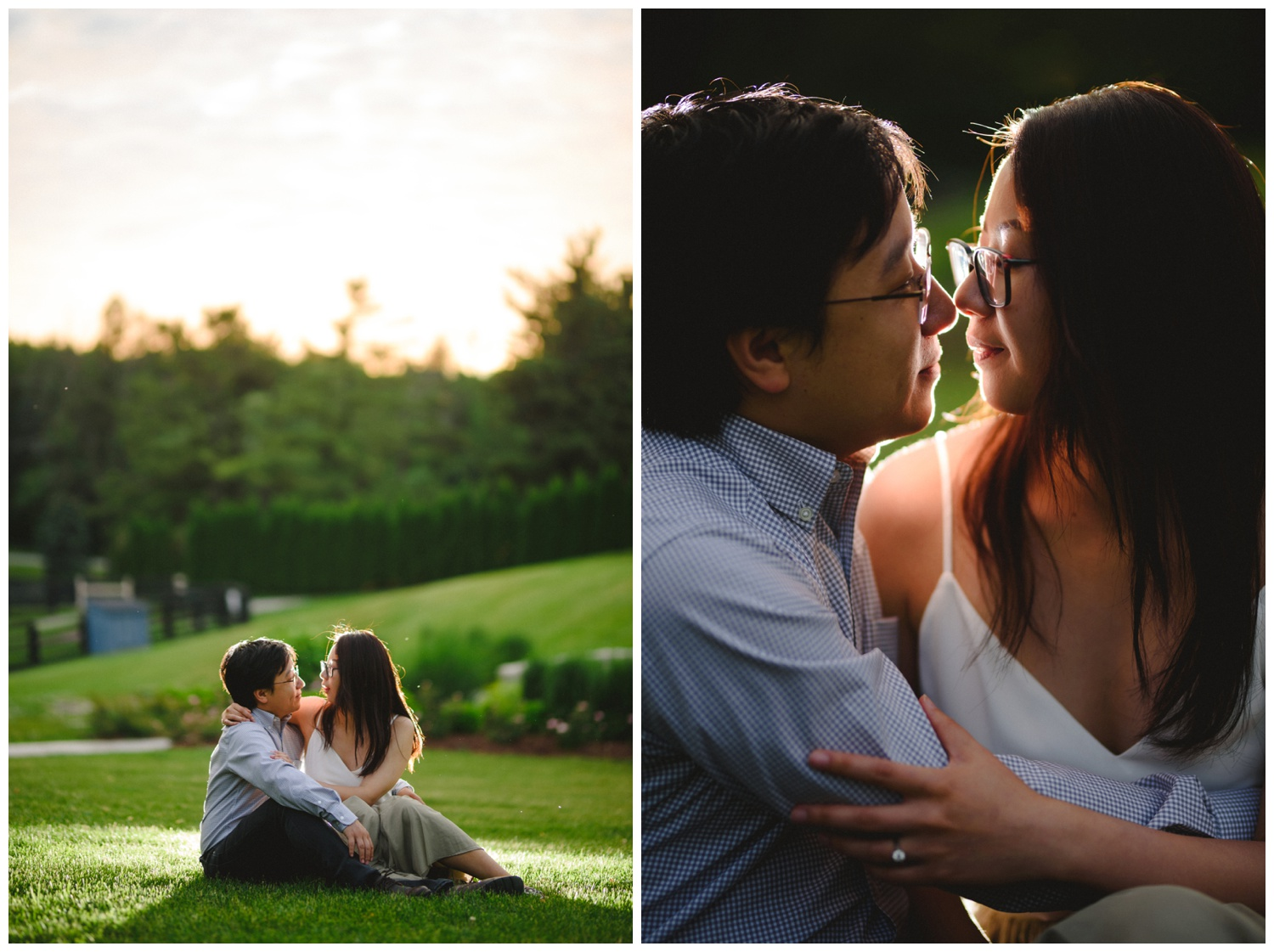 Dog Tales Engagement Session Toronto and Newmarket wedding and engagement photographer