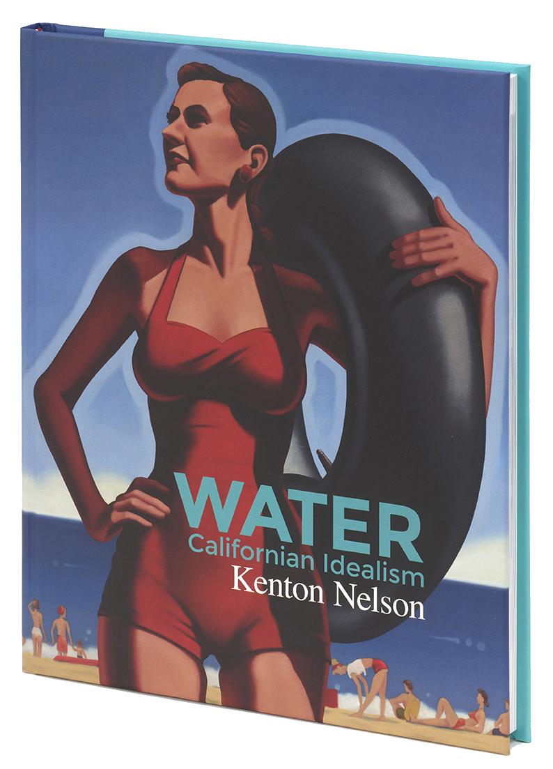 Water: Californian Idealism by Kenton Nelson 2019