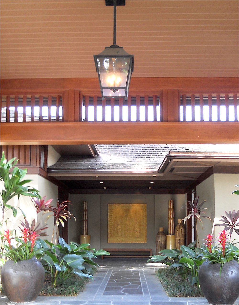 The Four Seasons Resort Hualalai - Entry Hualalai Spa and Seaside Beach boutique