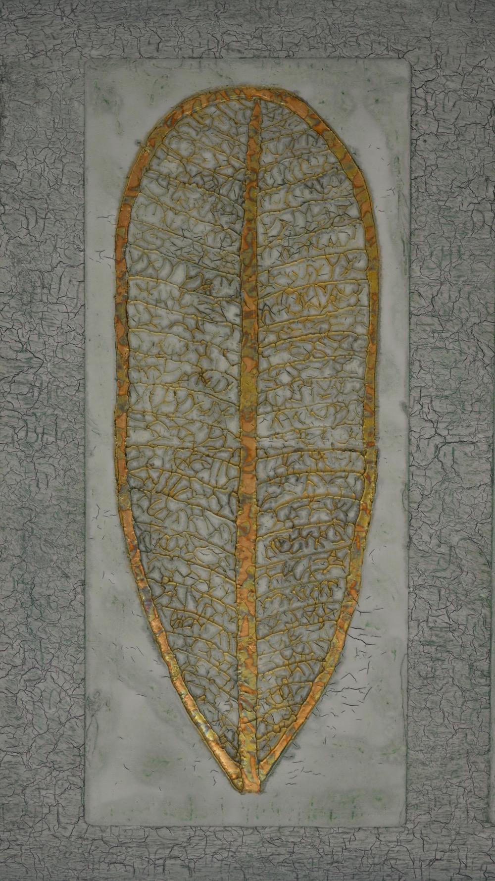 Wailea Lau (leaf) Detail