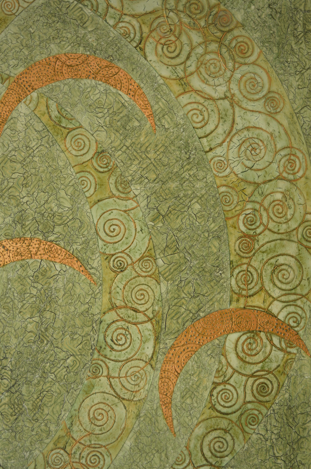 Koa Hāpu'u Ulu lā 'au (forest) Detail