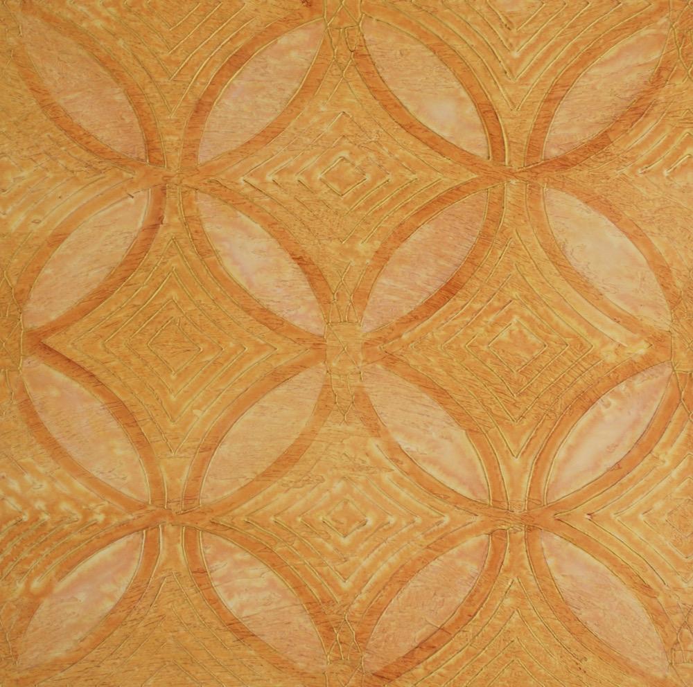 Saffron's Garden in the Sun # 2 of 2 detail