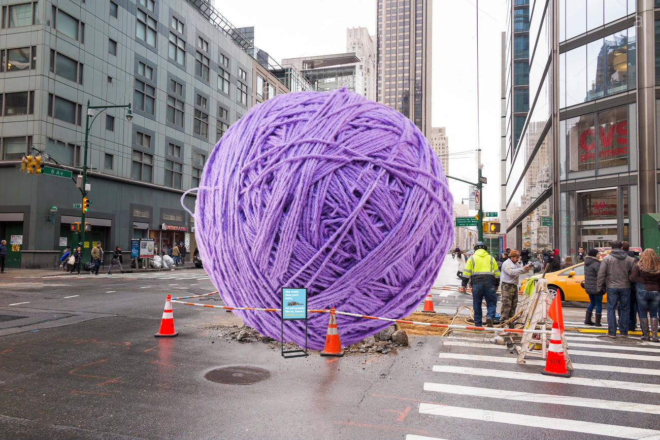 public-workers-digging-a-hole-on-the-street-of-new-york-city-to-perform-FD786E.jpg