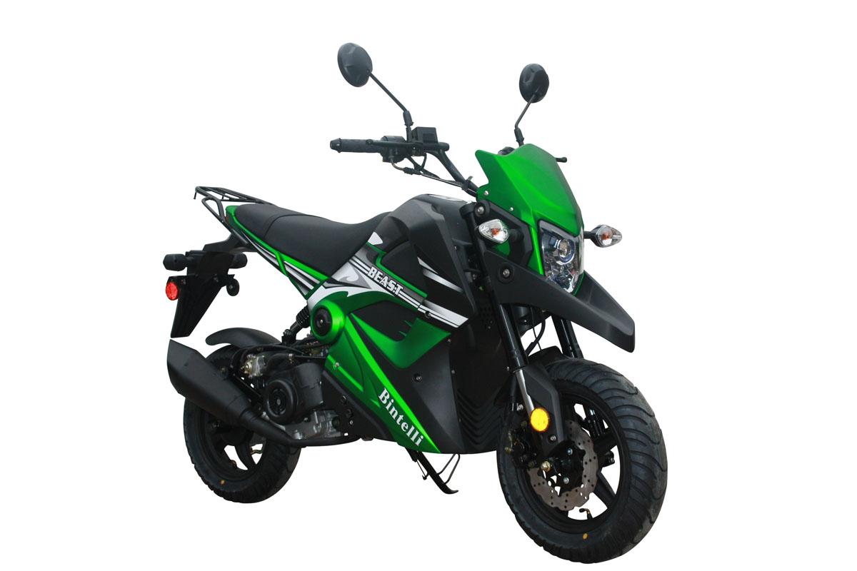 Bintelli Beast Scooter