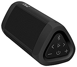 Great bluetooth speaker for entertaining or presentations.