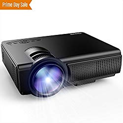 A versatile projector for your home viewing or presentation needs.