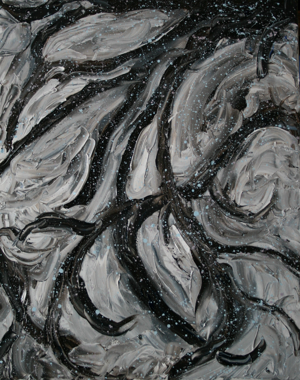 Winter, Oil on canvas, 16''x20'', 2008