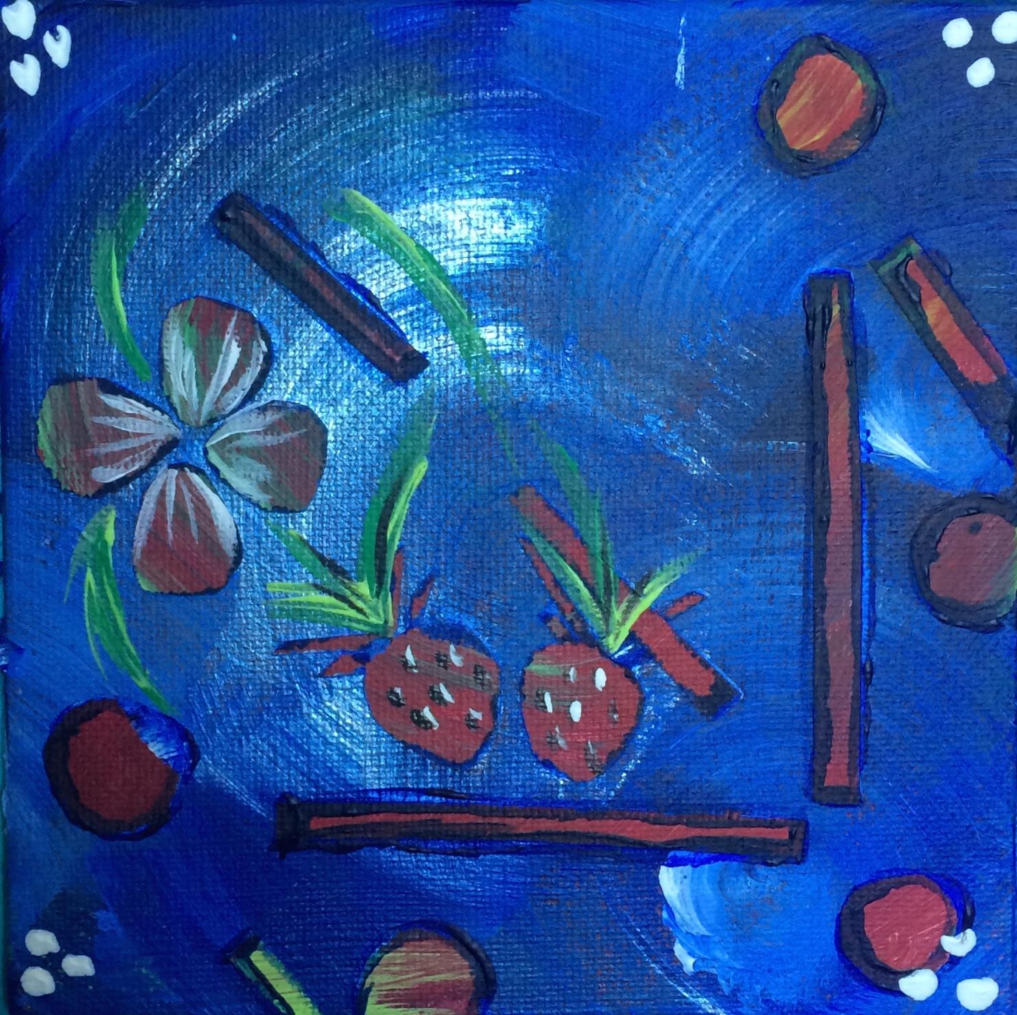 - acrylic on canvas, 2013-2015