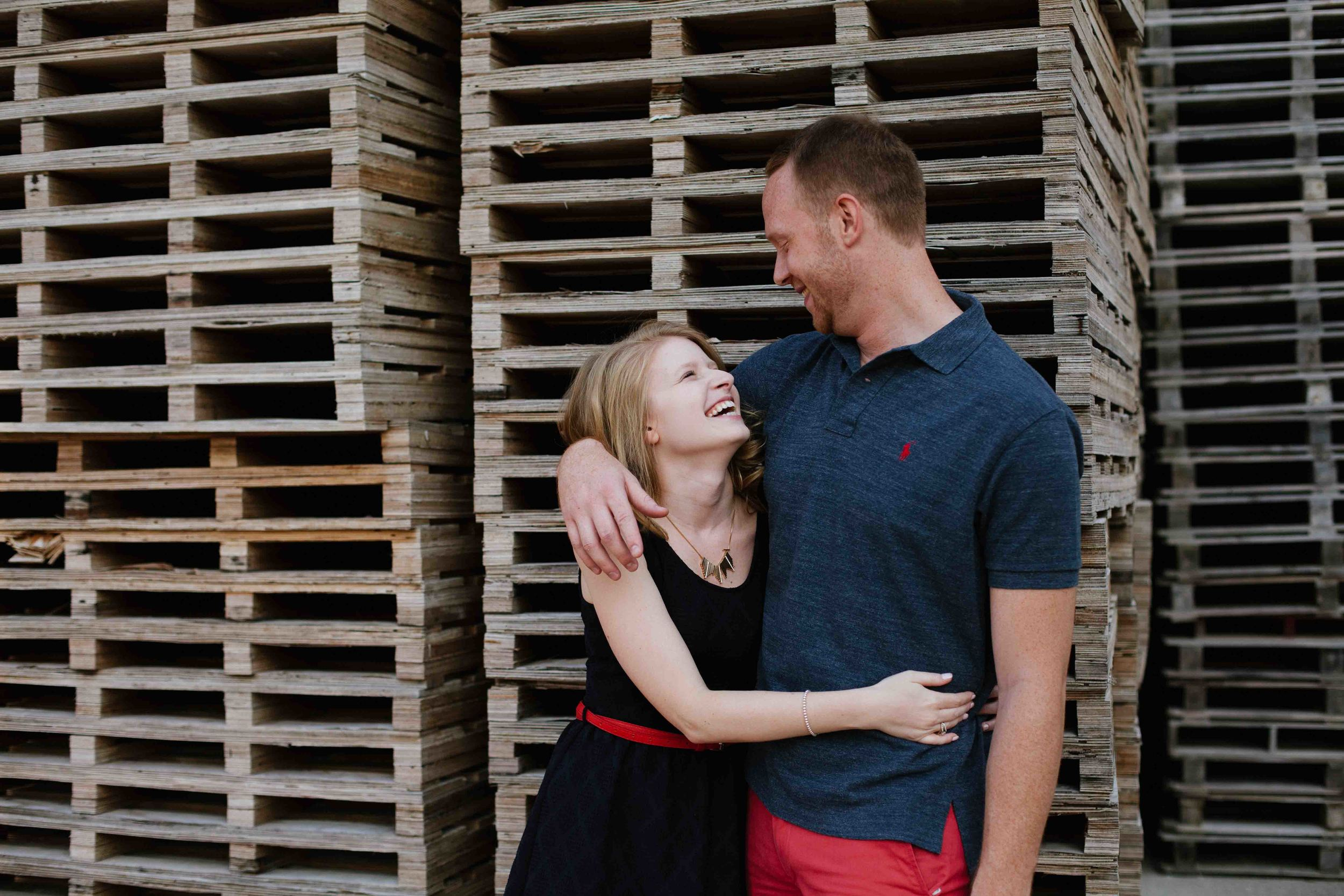 wisconsin rapids engagement session