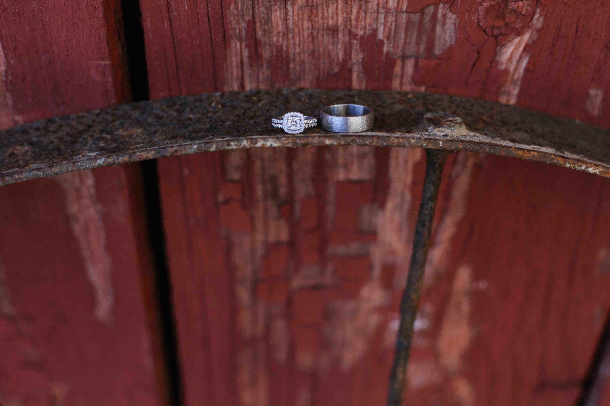 wisconsin barn wedding justin trails resort sparta wi