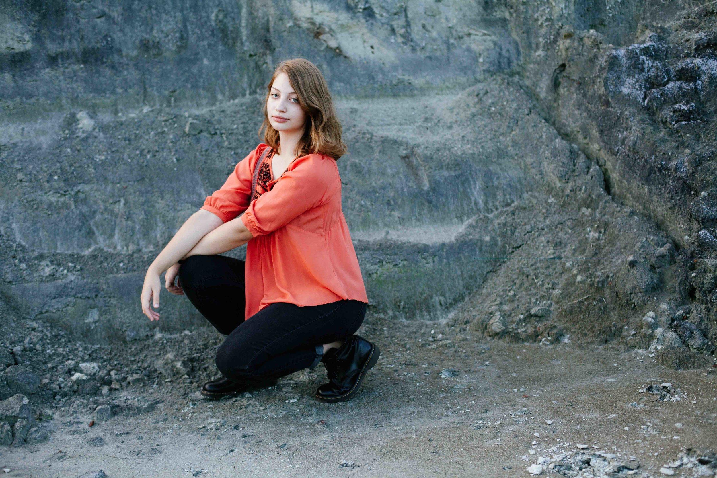wisconsin senior photographer
