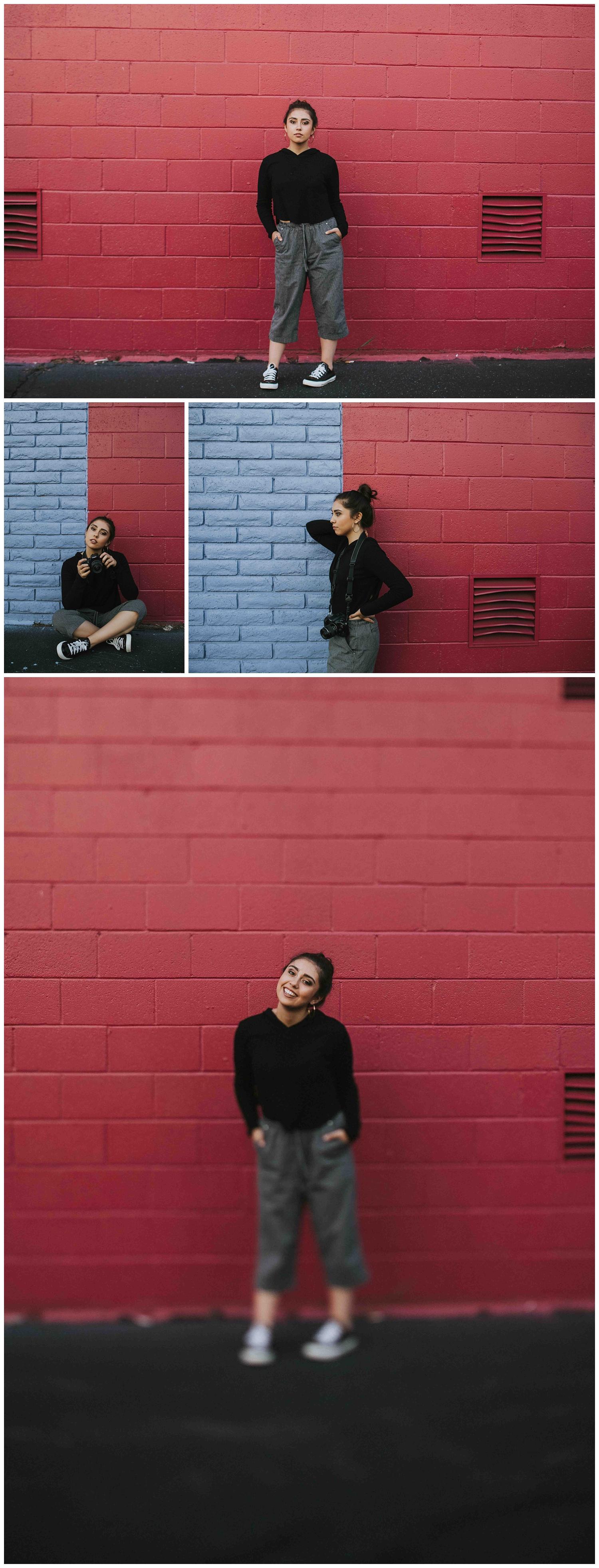 urban grunge madison wisconsin senior session chloe ann photography