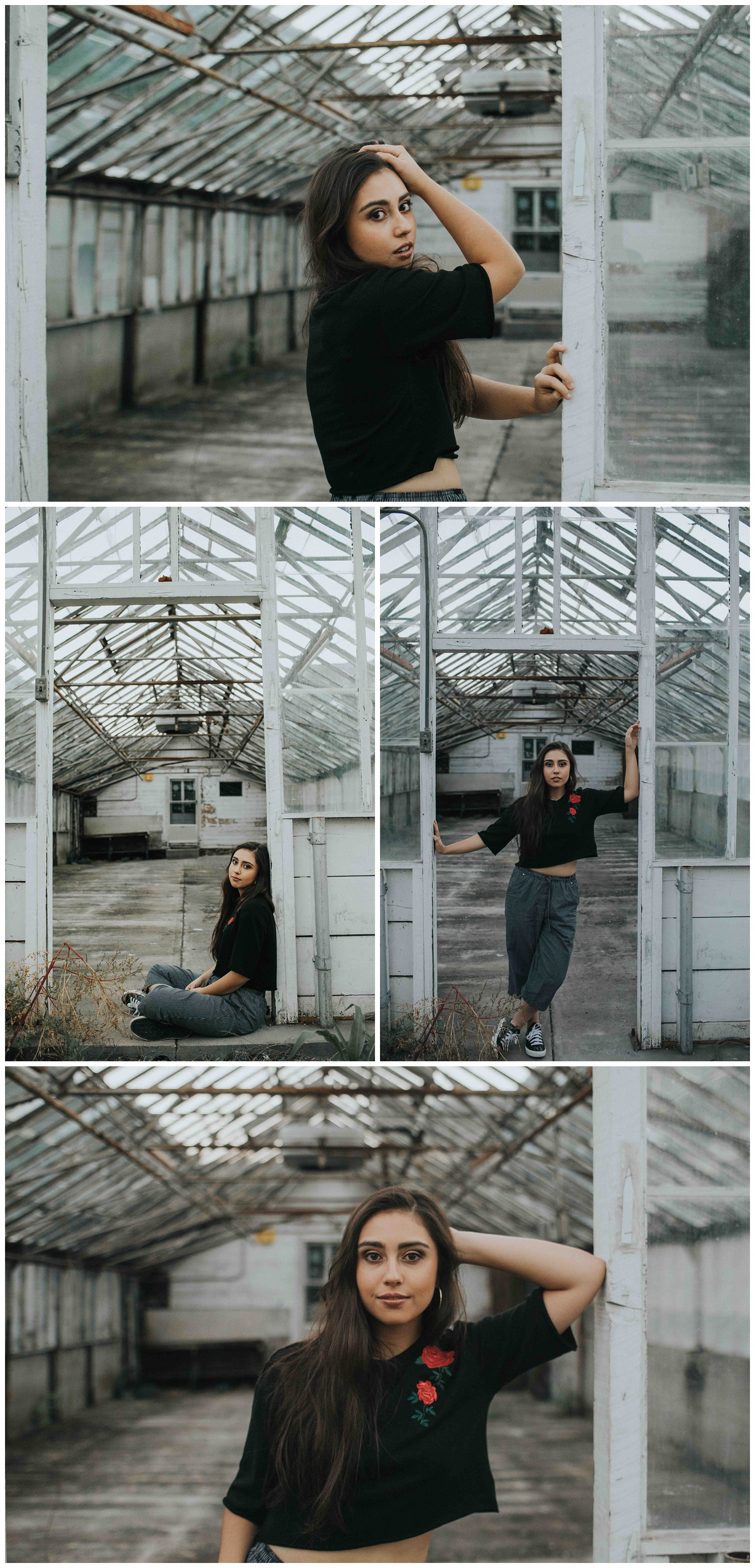 urban grunge madison wisconsin senior session chloe ann photography