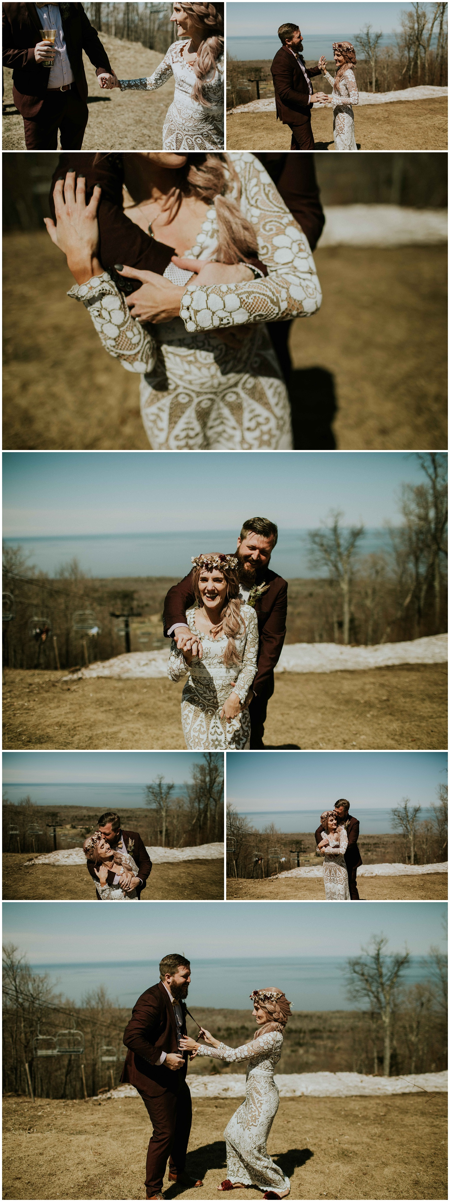 Porcupine Mountains May the Fourth Boho Star Wars Wedding Wisconsin Photographer Chloe Ann Photography_0012.jpg