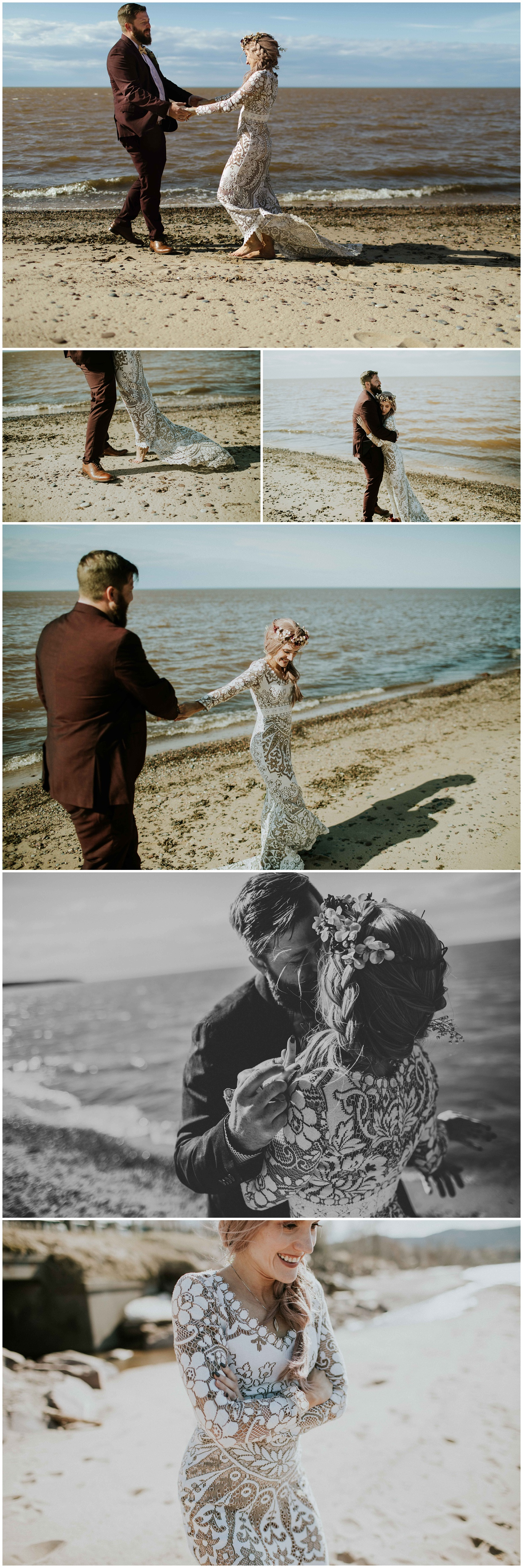 Porcupine Mountains May the Fourth Boho Star Wars Wedding Wisconsin Photographer Chloe Ann Photography_0015.jpg