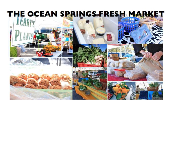 Don't miss the Saturday Fresh Market 9:00 - 2:00