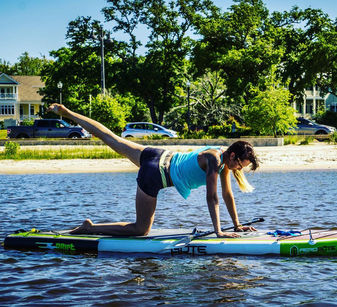 Get Active! - Another great addition to any Ocean Springs summer at the beach is a SUP, stand-up paddleboard, experience! Call ahead so we can schedule a class with Paddles Up, a local paddleboard shop located in downtown Ocean Springs. You don't have to be an expert to get on the board! Just slather on the sunscreen and let their awesome instructors do the rest!If you'd rather sit-back on the water, you can also call Paddles Up to rent kayaks!
