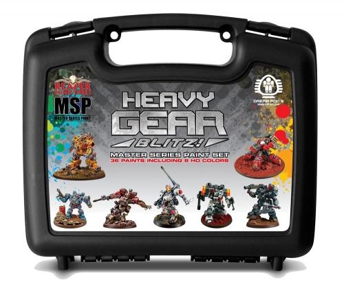 Heavy Gear Kit