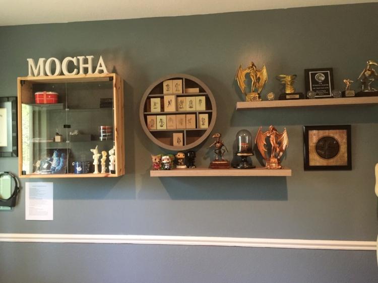 Mocha New Paint Room 2
