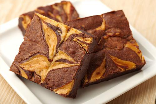 Sweet Potato Brownie - $4.95 - Sweet potato, chocolate, madagascar bourbon, sugar, eggs, cream cheese - GLUTEN-FREE