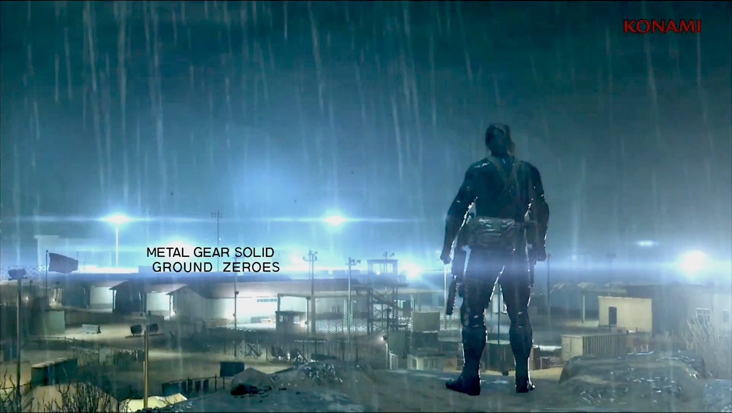 Metal Gear Solid: Ground Zeroes (PS3, PS4, Xbox 360, Xbox One)