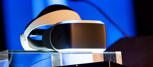 Sony's Project Morpheus (PS4)