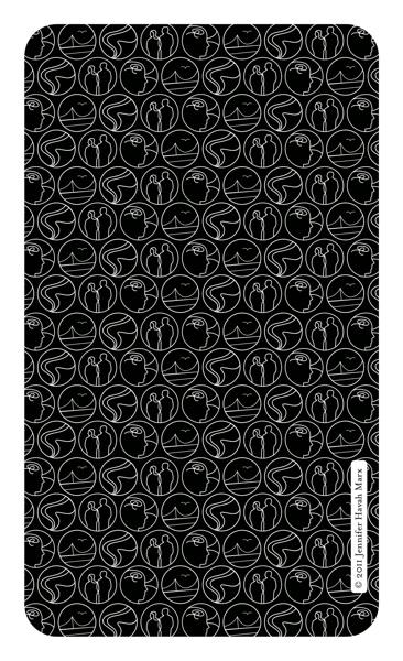 Flip side pattern