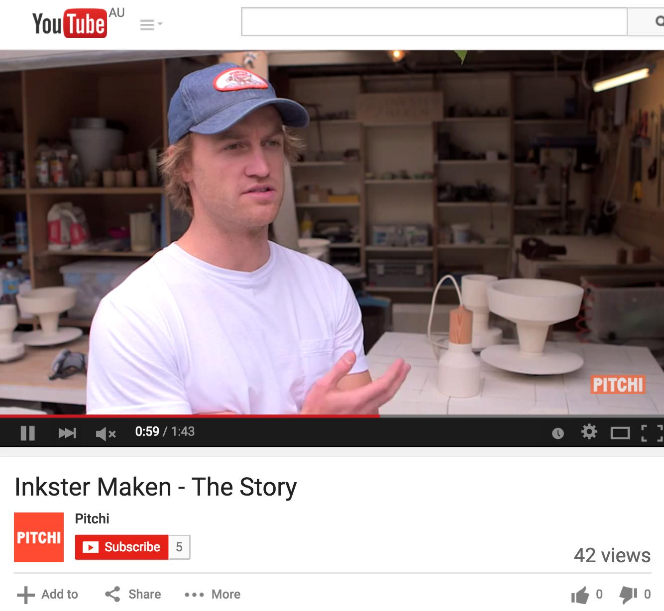 November 2014 | Pitchi.com | Inkster Maken Video Interview