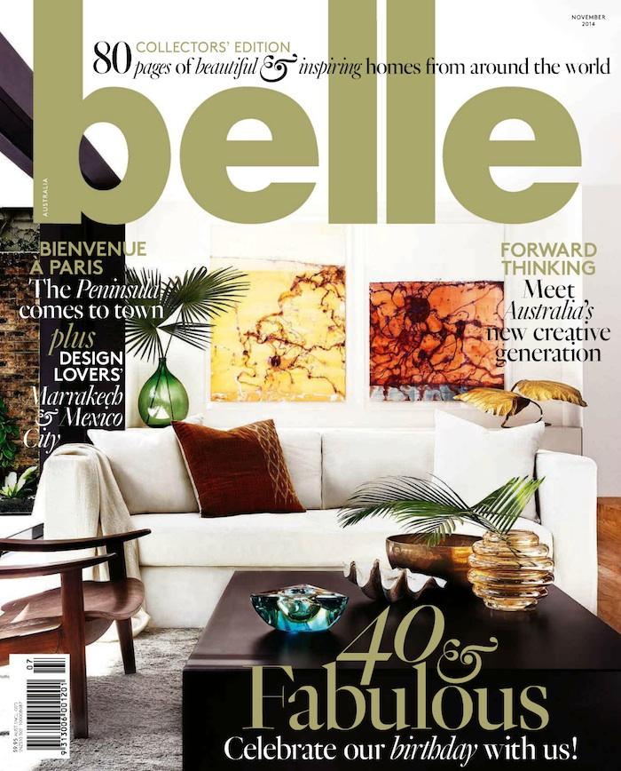November 2014 | Belle | Next Generation of Australian Creatives
