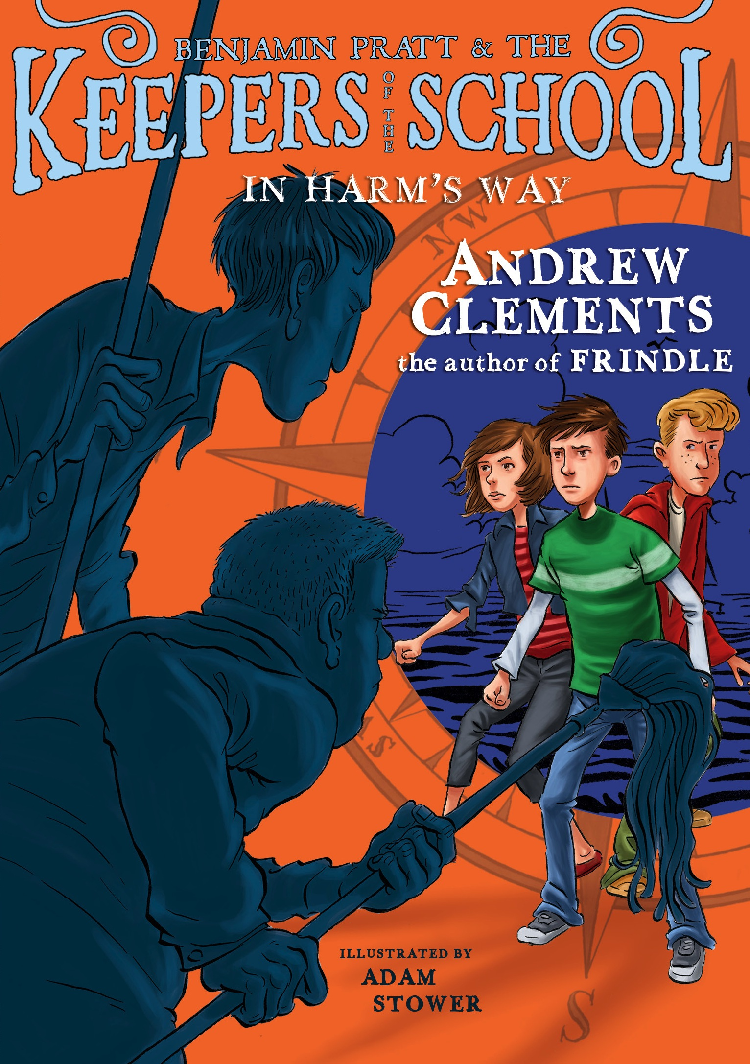 andrew-clements-keepers-school-harms-way.jpg