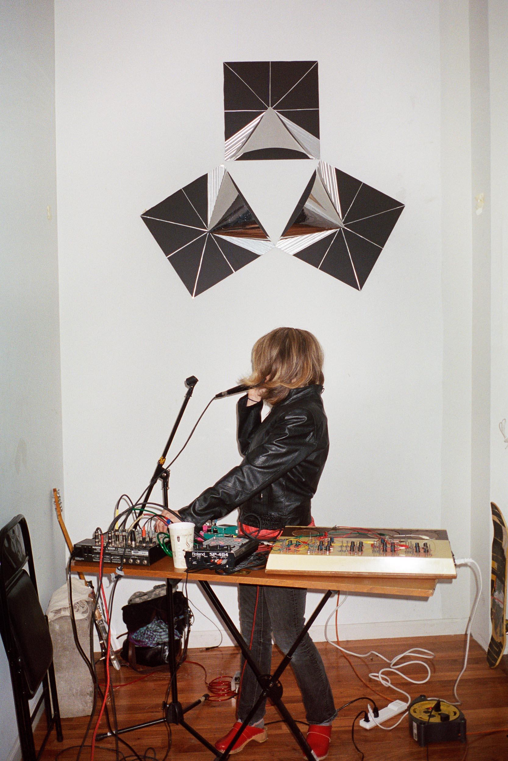 Jenny Graf Shepard @ Silent Barn, Brooklyn NY