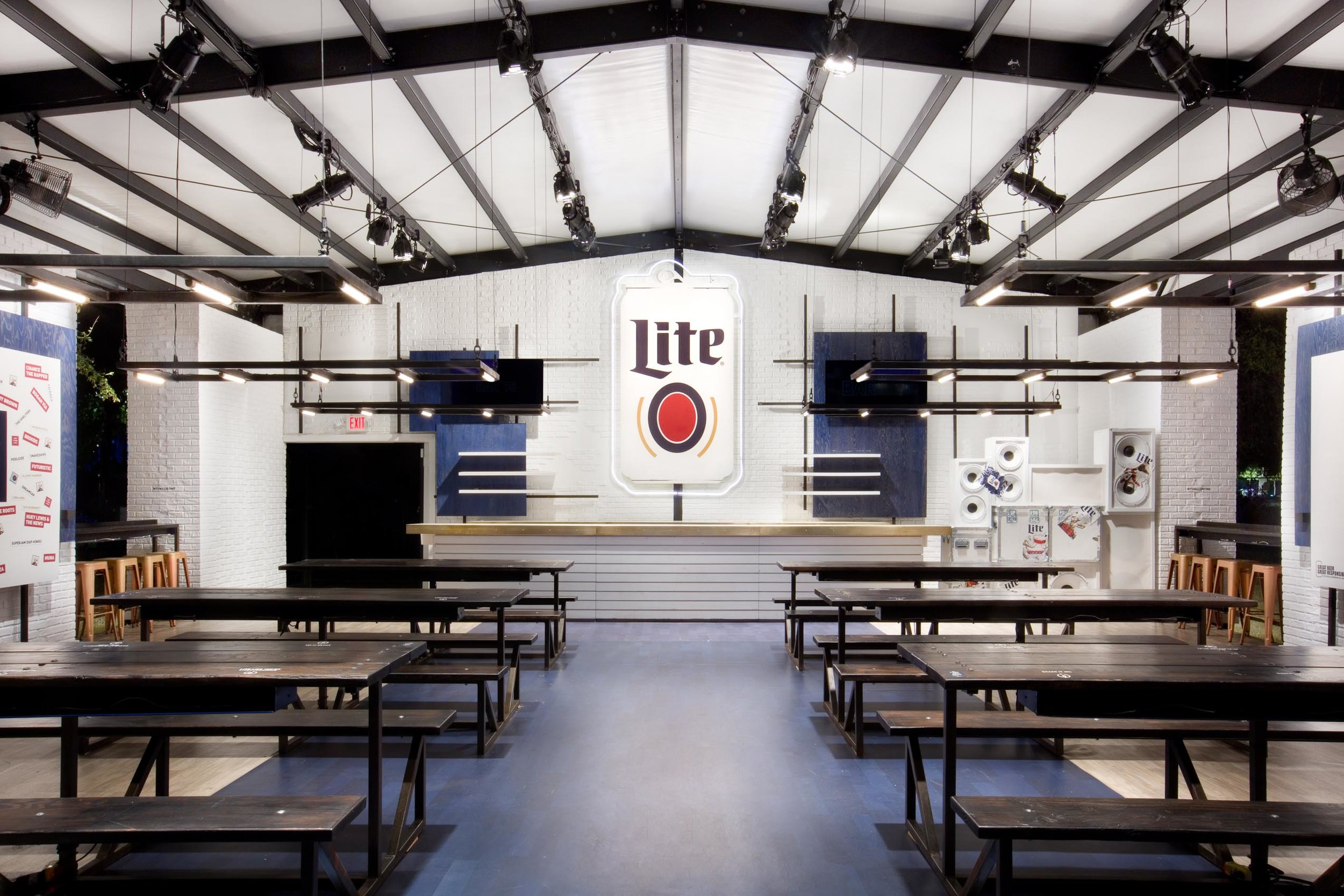 Client: Pink Sparrow Scenic for Miller Lite